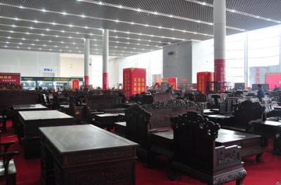 第三届惠州红木家具博览会暨翡翠和田玉直销展