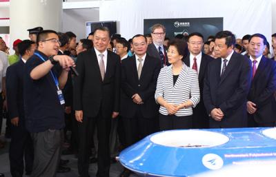 首届中国高校科技成果交易会成功举行